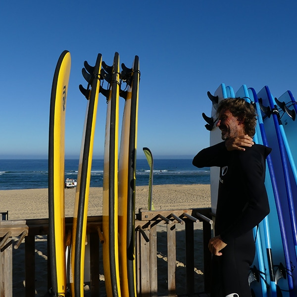 messanges surf school location matériel