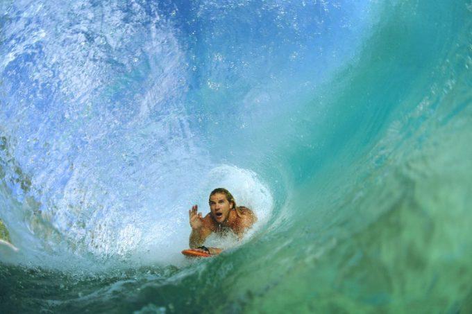 messanges surf school bodysurf